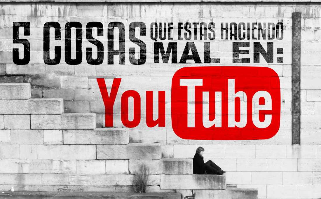 vistas en Youtube