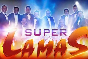 SUPER LAMAS