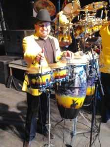 percusiones Ramón Ayala