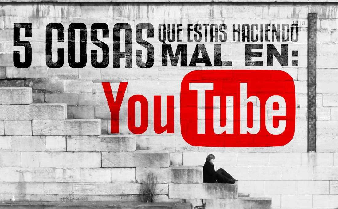 vistas en Youtube